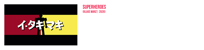 Superheroes | Official Video