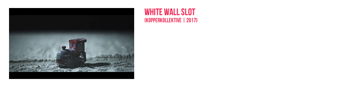 White Wall Slot | Official Video