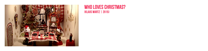 Who Loves Christmas? | Official Video